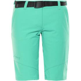 Maier Sports Lawa Bermuda Shorts Women viridian green